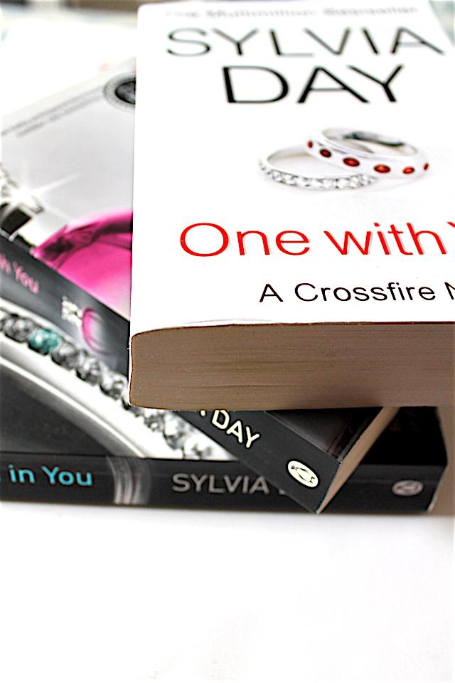 crossfire book series