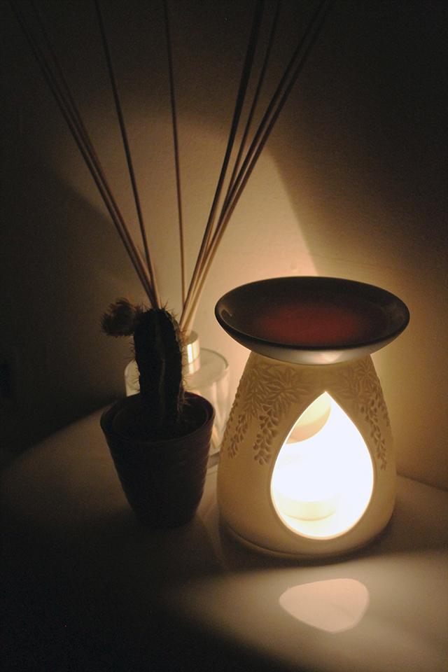 yankee candle burner