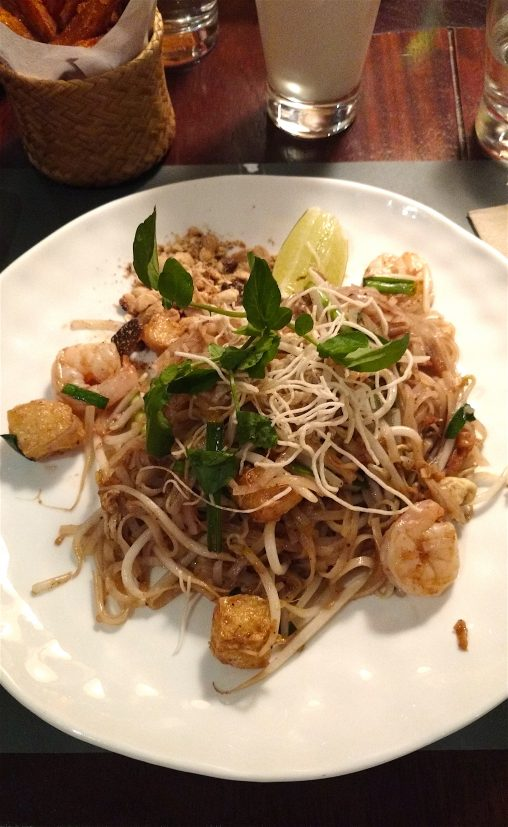 food classic pad thai from busaba eathai london