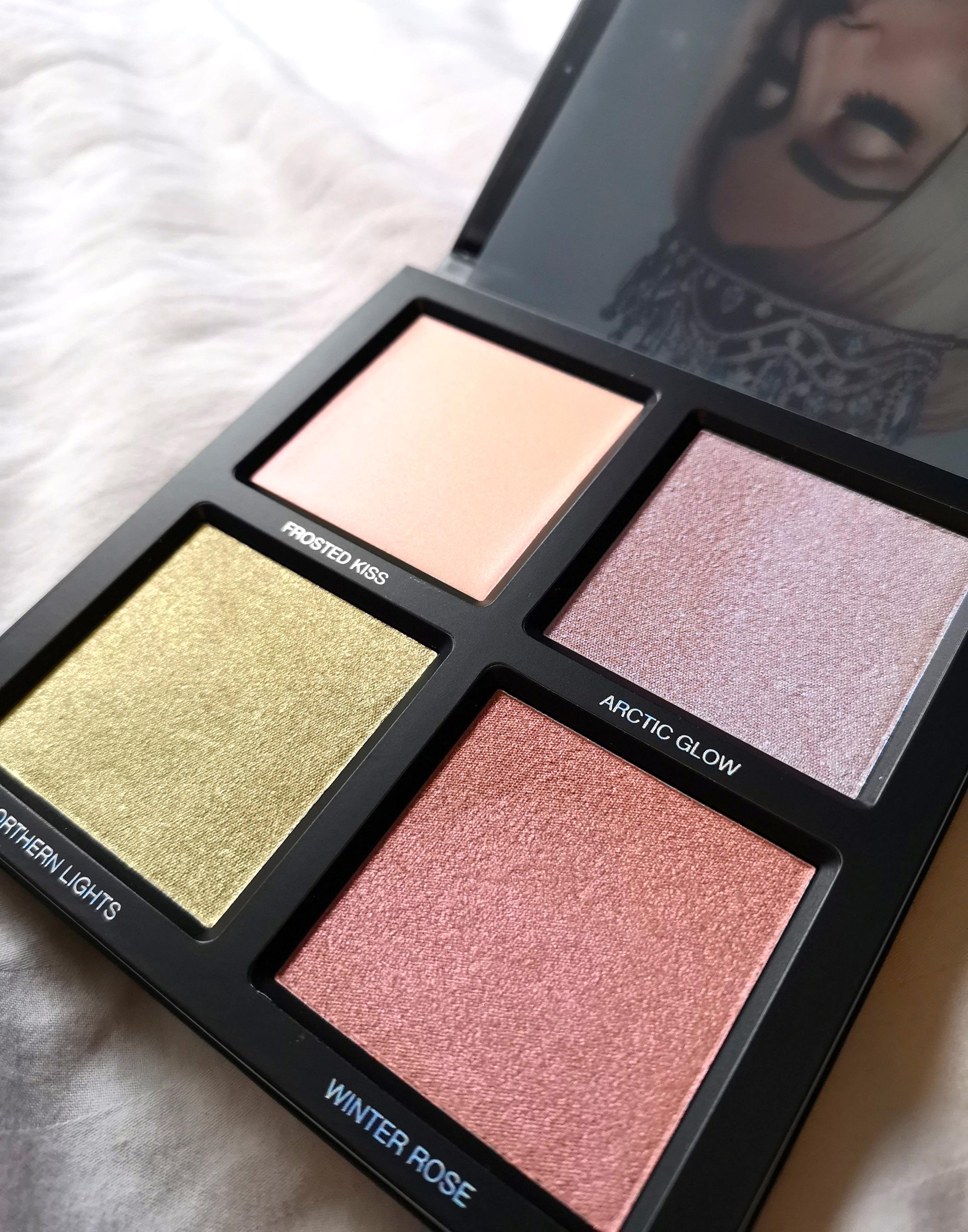 Huda Beauty highlighter Glossybox 2018
