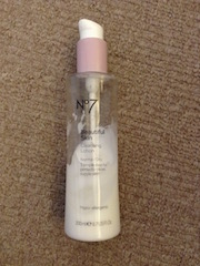 No7 cleansing lotion for dry skin January favourites