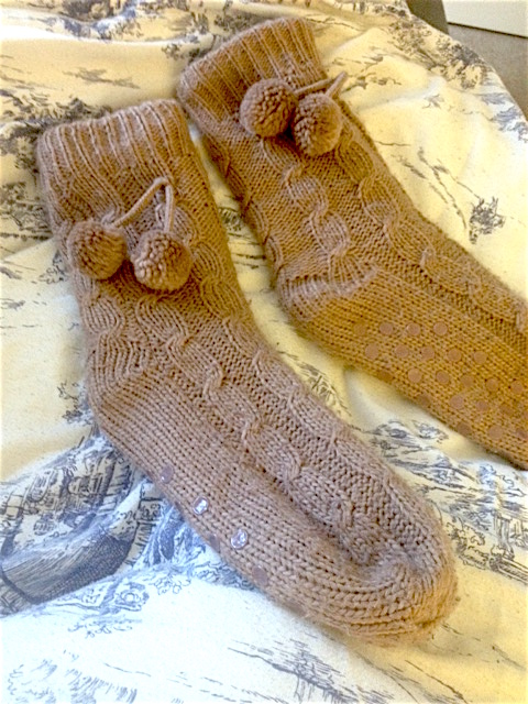 cozy, snuggly winter, slipper socks, January favourites