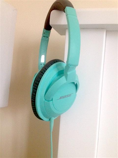Bose green headphones January favourites