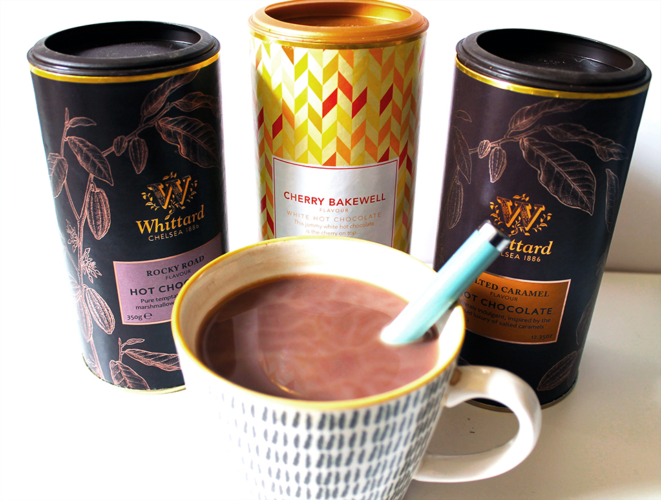 whittard hot chocolate