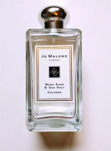 Jo Malone wood sage and sea salt perfume beauty favourites from 2016