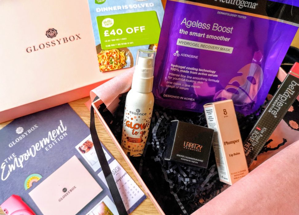 March Glossybox 2019